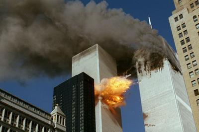 アメリカ同時多発テロ事件(911テロ)から20年(2001年9月11日)