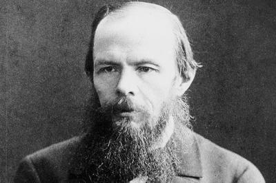 フョードル・ドストエフスキー生誕200年(1821年11月11日)