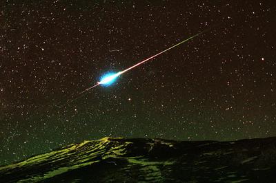 しし座流星群大出現から20年(2001年11月18日)