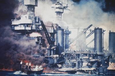 真珠湾攻撃から80年(1941年12月7日)