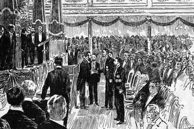 第一回ノーベル賞から120年(1901年12月10日)