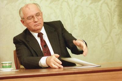 ソビエト連邦崩壊から30年(1991年12月25日)