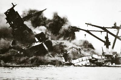 【動画】真珠湾攻撃から80年(1941年12月7日)
