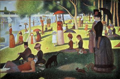 ジョルジュ・スーラの絵画作品