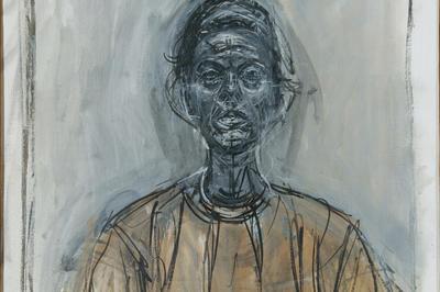 アルベルト・ジャコメッティの絵画作品