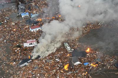 【動画】東日本大震災から10年(2011年3月11日)