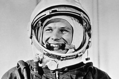 【動画】ガガーリン、世界初の有人宇宙飛行成功から60年(1961年4月12日)