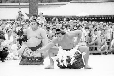 【動画】千代の富士引退から30年(1991年5月14日)