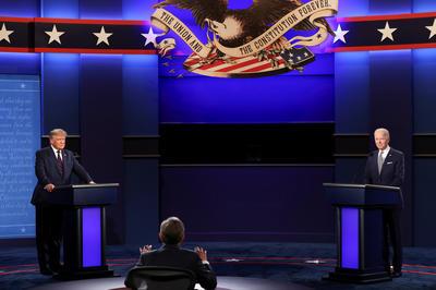 大統領候補 第1回討論会