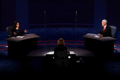 副大統領候補討論会