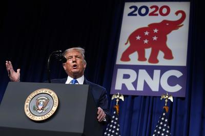 2020年米大統領選 共和党全国大会