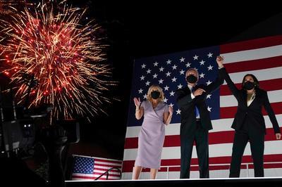 2020年米大統領選 民主党全国大会