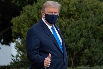 10月1日 トランプ米大統領が新型コロナ検査で陽性 政権スタッフにも感染広がる