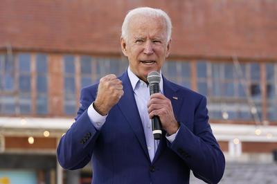 民主党大統領候補:ジョー・バイデン