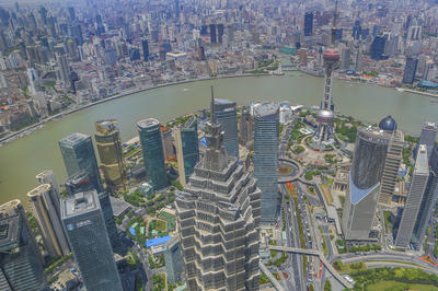 【空撮】世界の都市風景