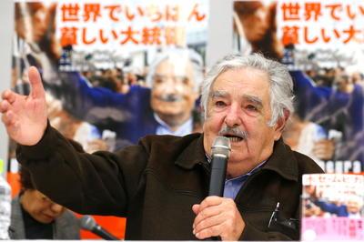 世界一貧しい大統領 ホセ・ムヒカ氏引退