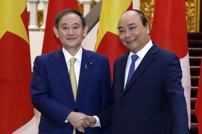 10月18-21日 菅首相が初外遊 東南アジア2カ国訪問