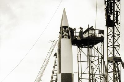 独のA4ロケット、宇宙空間に到達した初の人工物体に
