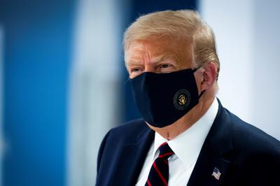 トランプ大統領 コロナ感染
