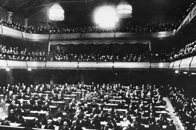 国際連盟設立 (1920年)