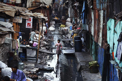 世界のスラム街