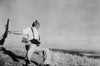 Robert Capa(ロバート・キャパ)