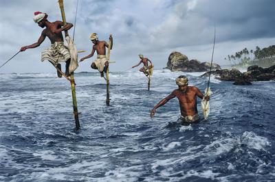 Steve McCurry(スティーブ・マッカリー)