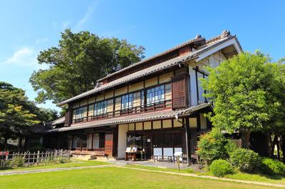 渋沢栄一の宅邸