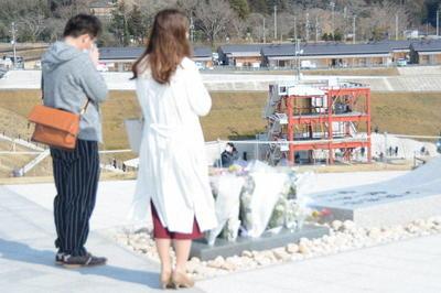 3月11日 東日本大震災発生から10年