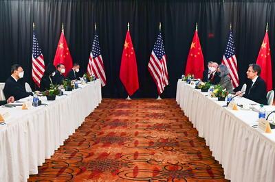 3月18日 米中外交トップ バイデン政権発足後初の直接会談