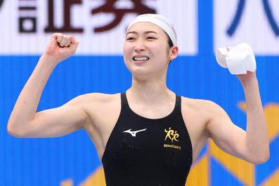 4月4日 競泳・日本選手権 池江璃花子が復活優勝 東京五輪代表に内定