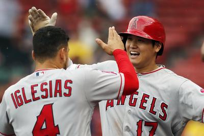5月18日 大谷翔平が3戦連続ホームラン MLB本塁打ランキングトップに