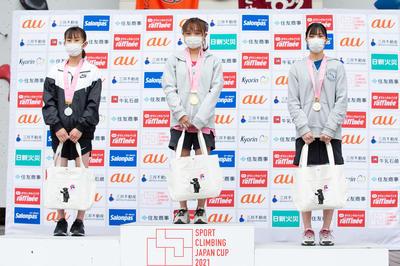 2021 リード ユース日本選手権