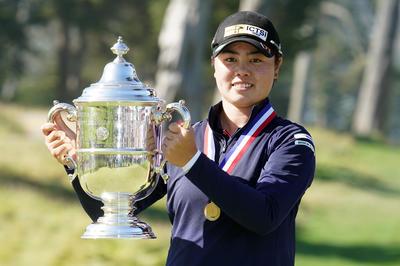 6月6日 全米女子オープン、笹生優花がメジャー初優勝