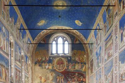 パドヴァの14世紀フレスコ作品群(イタリア)