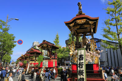 日本の秋の祭
