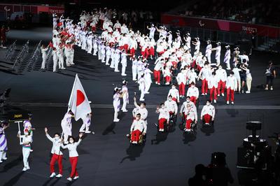 2020 東京パラリンピック 開会式