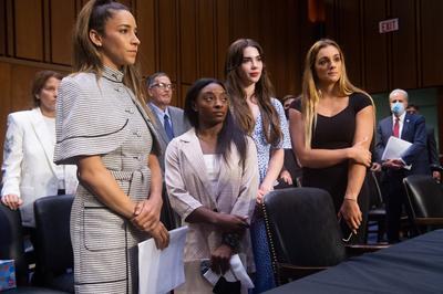 【9月】米体操女子 性被害で議会証言