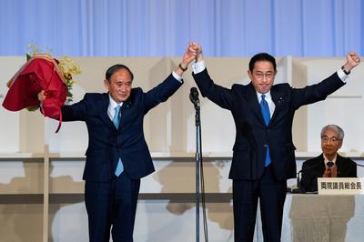 9月17日 自民党総裁選が告示