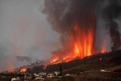 【9月】カナリア諸島で火山噴火