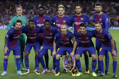 2017/2018 FCバルセロナ