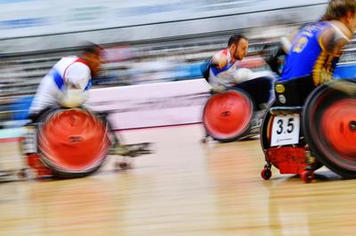 障害者スポーツ・パラリンピック