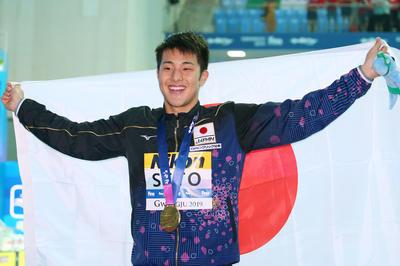 2020年 東京五輪 日本代表 内定選手