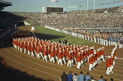 1964年 東京オリンピック