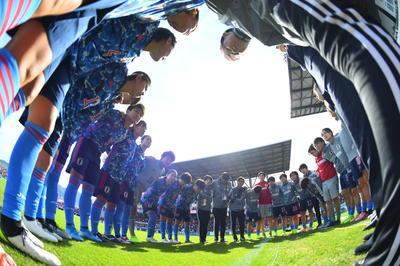 サッカー女子日本代表メンバー