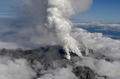 日本の大規模噴火災害