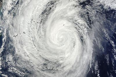 日本の代表的な台風被害