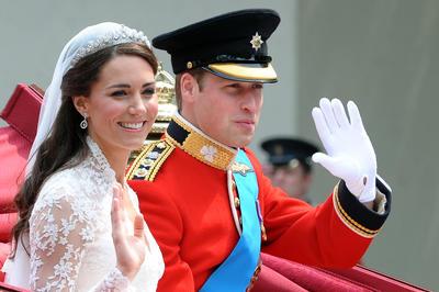 英ウィリアム王子&キャサリン妃