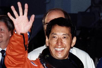 宇宙に行った日本人