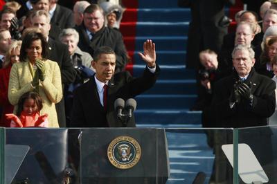 アメリカ合衆国大統領就任式